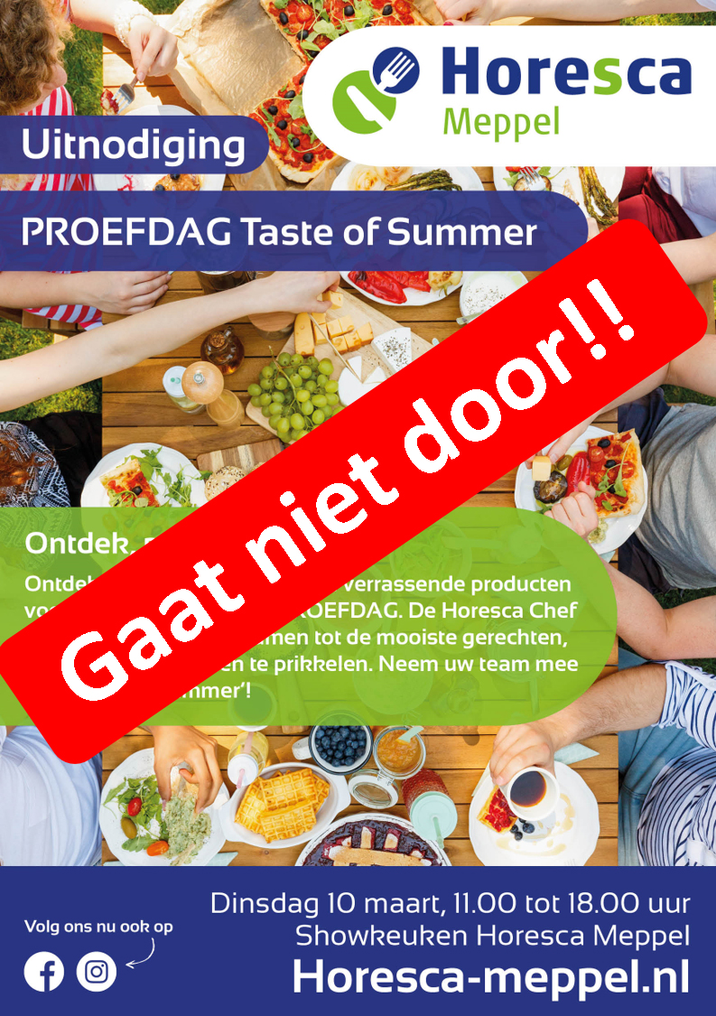Events Proefdag