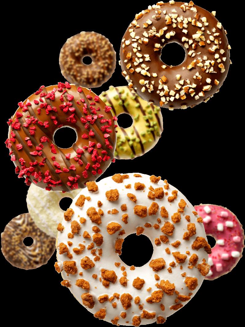 Donut worry be Happy!